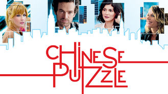 Netflix Box Art for Chinese Puzzle